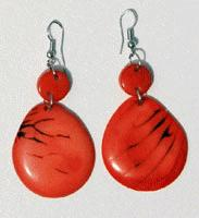Lightred Earrings