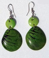 Lightgreen Earrings